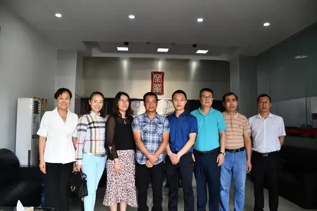 重庆市秀山自治县到广东德赢vwin ac米兰食品有限公司考察交流